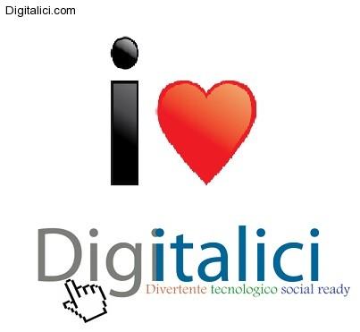 Digitalici saluta la grande Rete!