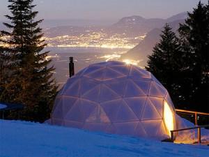 igloo, hotel igloo, casa igloo, resort igloo, Whitepod