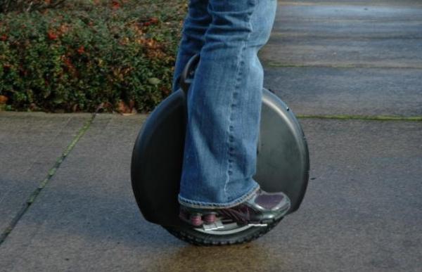 Un nuovo mezzo di trasporto : il Solowheel