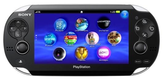 L'evoluzione della consolle portatile : Sony NGP