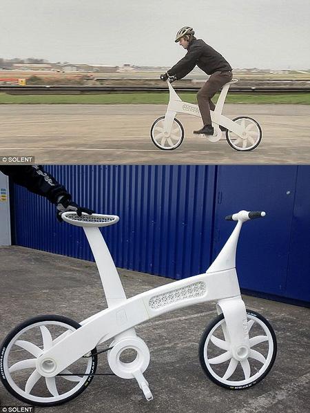 Una bicicletta .. stampata !!!