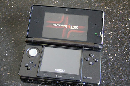 La nuova Nintendo 3DS