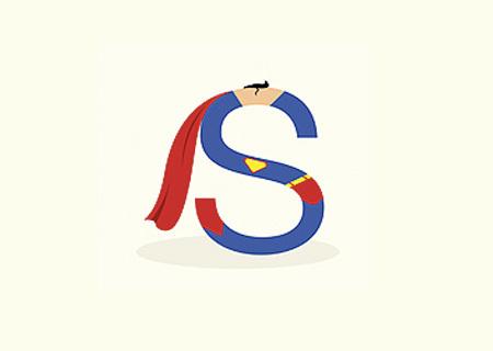 L'alfabeto dei super eroi!! Idee Grafiche e divertenti!!