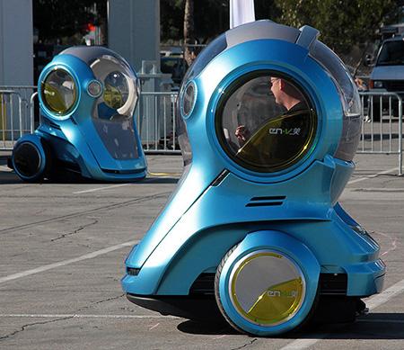 Il futuro del trasporto in auto !!!