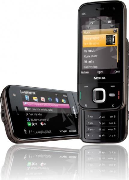 Il Nokia N85 che si ricarica da solo !!!