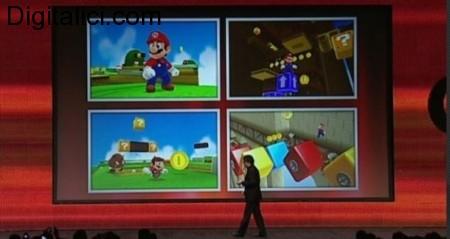 Super Mario in versione 3D !!!