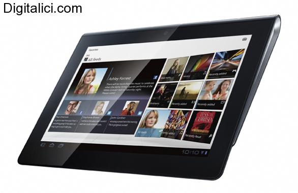 I nuovi tablet della Sony : S1 & S2