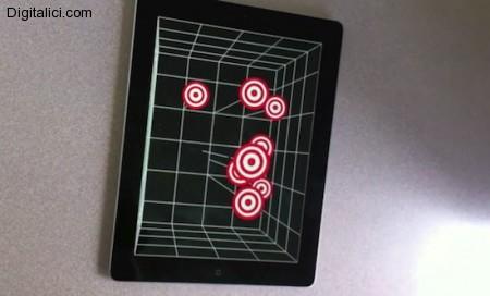 Un nuovo iPad3 con schermo 3D ???