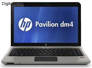 HP Pavilion dm4x : l'ultimo nato in casa HP
