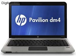 HP Pavilion dm4x : l'ultimo nato in casa HP