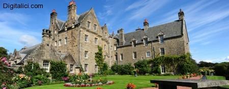 Il castello più lussuoso della Scozia