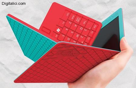 Flexbook, un computer completamente flessibile !!