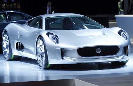 La prima Jaguar ibrida di lusso !!