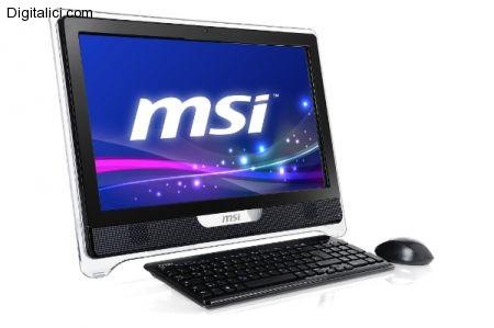 MSI Wind Top AE2210 : un pc ricco di funzionalità