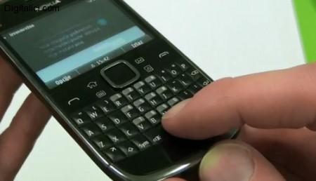 Nokia E6:un blackberry dalla duplice anima !!