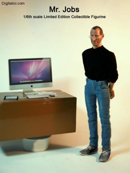 12-inch Tall Steve Jobs Action Figure12-inch Tall Steve Jobs Action Figure12-inch Tall Steve Jobs Action FigureL'action Figure di Steve Jobs12-inch Tall Steve Jobs Action Figure