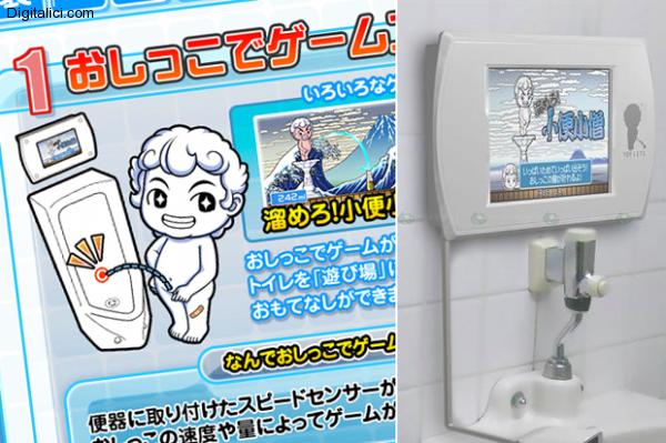 ToyLets: La nuova console Sega si gioca al BAGNO!!!!