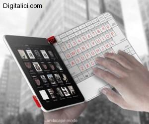 Il concept notebook dalla doppia tastiera!