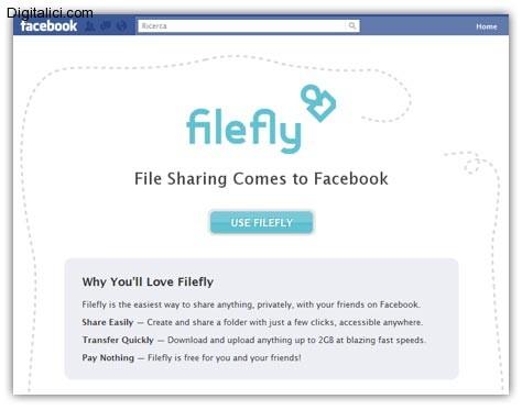 Come condividere file su facebook trasformandolo in un P2P!