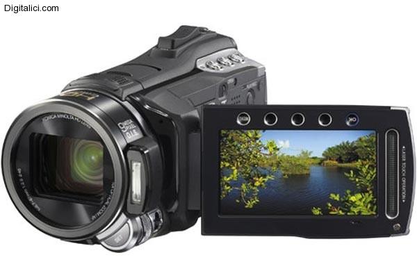 JVC presenta una videocamera che registra direttamente in 3D