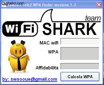 Crack Wpa Teledue / Teletu. Ecco il calcolatore di WPA anche per loro!