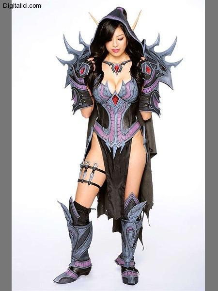 Costumi World of Warcarft…per Lei!