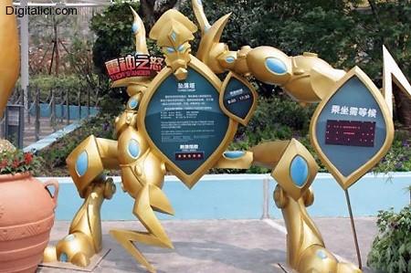 La Cina presenta il suo parco dedicato a World Of Warcraft!