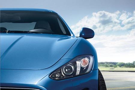 Rivelata la Maserati Gran Turismo Sport 2013