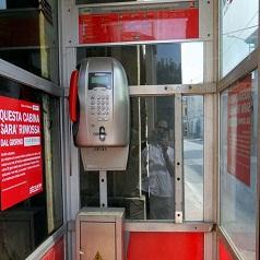 Telecom lancia le prime Web Cabine Telefoniche