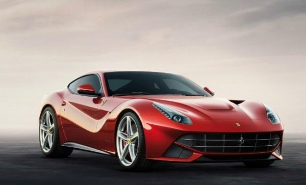 La nuova Ferrari F12 Berlinetta