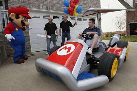 La Kart di Mario adesso è realtà