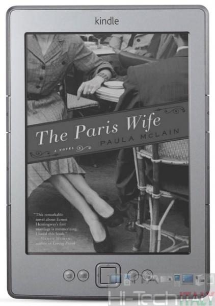 Amazon Kindle: nuova versione a luglio
