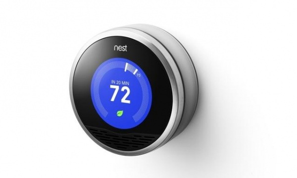 Apple Nest, il termostato intelligente