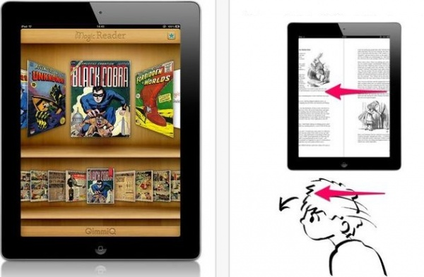 MagicReader: lettore PDF gratuito per iPad e iPhone