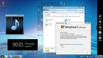 Windows 8 trasformation pack 2.0: passare da Windows 7 a Windows 8 con un click