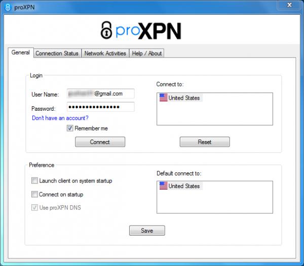 Pro XPN: come navigare in anonimato
