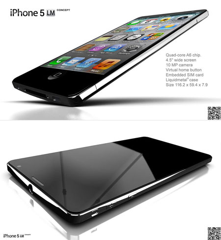 iPhone 5, caratteristiche processore quad-core A6