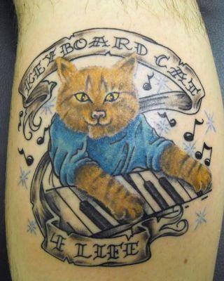 Tatuaggi e piercing particolari