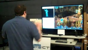 Microsoft Kinect, per giocare a World of Warcraft