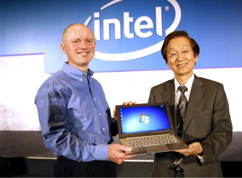 Intel Ultrabook, protagonisti al Computex 2012