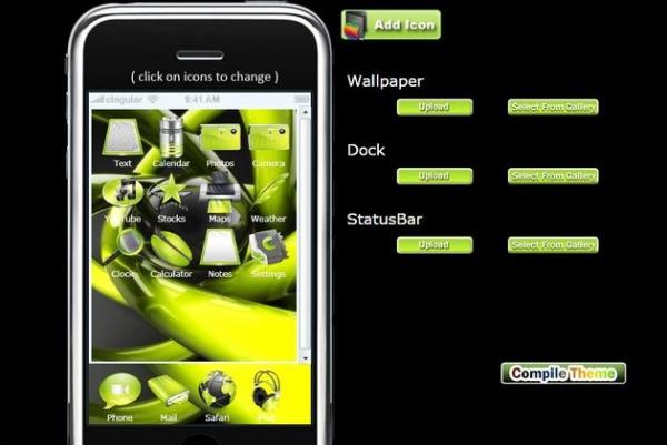 Creare un tema personalizzato per il vostro iPhone