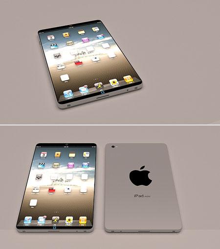 Mini iPad da 7 pollici, un possibile arrivo?