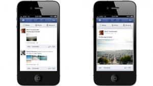 Il nuovo iOS 6 potrebbe avere Facebook integrato