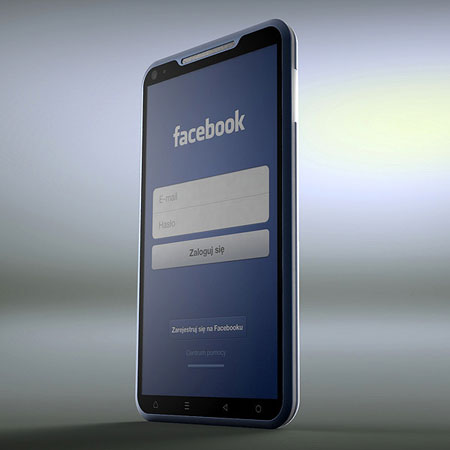 Lo smartphone ufficiale di Facebook