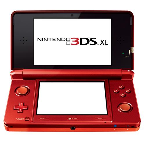 Nintendo annuncia ufficialmente il 3DS XL