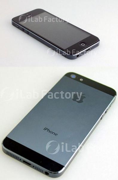 Novità iPhone 5