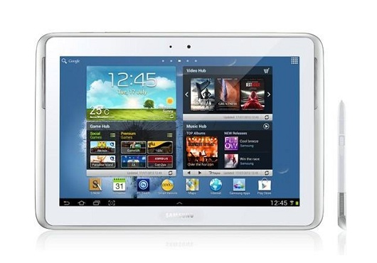 Samsung Galaxy Note 10.1, il phablet