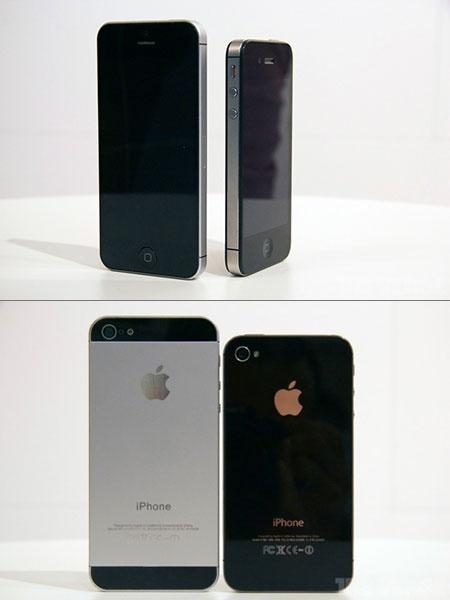 iPhone 5: uno sguardo al suo schermo in azione