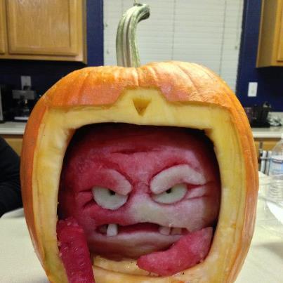 Le più fantasiose e belle Zucche per Halloween
