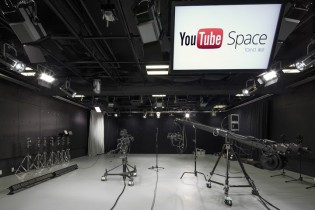 The YouTube Space: User Generated (professional) Content